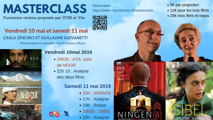 Master Class - Formation offerte