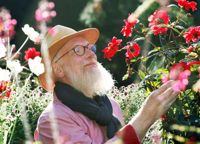 Gartenbotschafter John Langley® - Foto: Andreas Bock