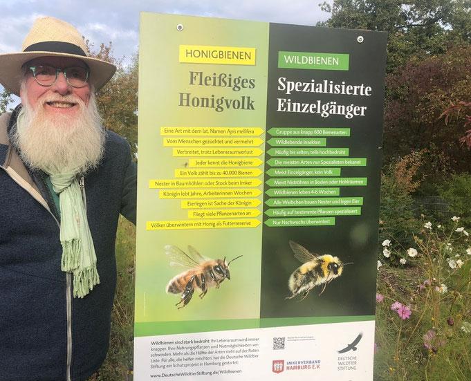 Gartenbotschafter John Langley® on Tour