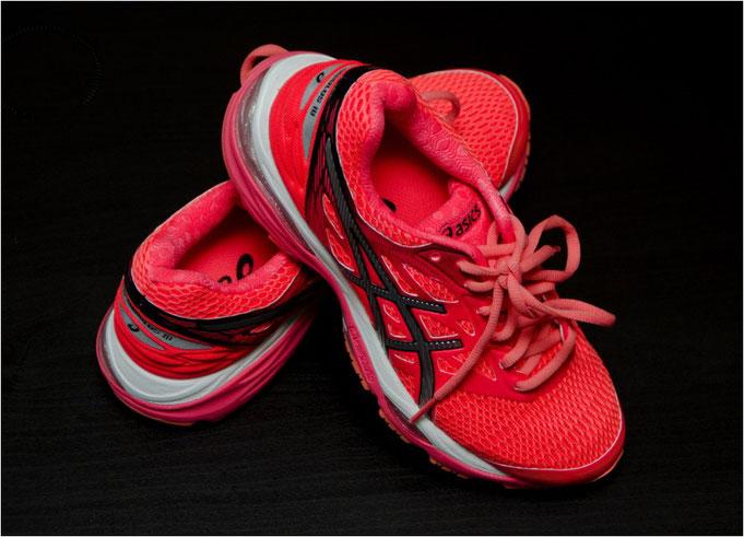 Dieser Runner bietet ein weiches Lauferlebnis.
