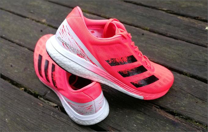Ein Laufschuh für ambitionierte Läufer!
