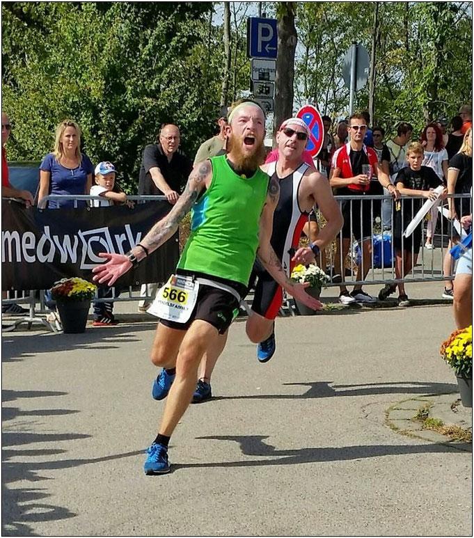 Johannes über das Laufen: Es macht mich agil, lebendig und fühlt sich verdammt gut an!