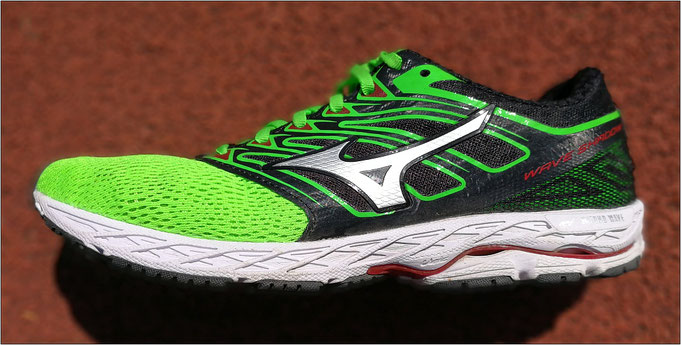 Richtet sich an ambitionierte und trainierte Läufernaturen.