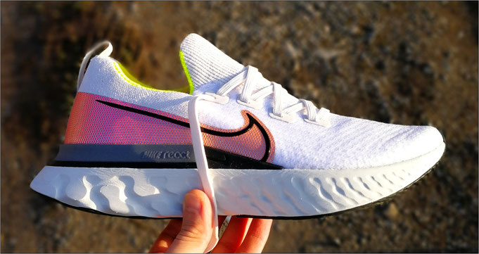 Wie läuft sich der neue 'Nike React Infinity Run Flyknit'?
