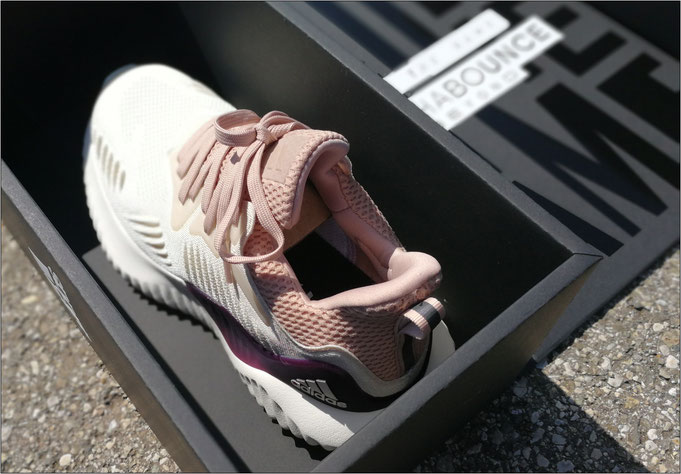 Der Schuh ist hochwertig verarbeitet.