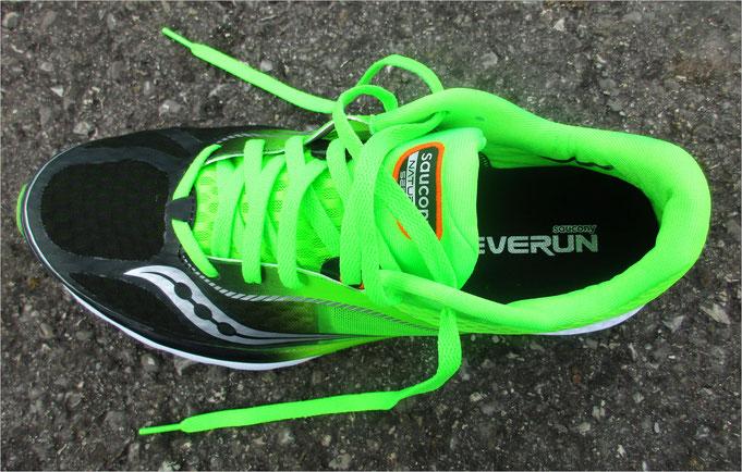 Ein toller und komfortabler Neutral-Schuh für Freizeitläufer und ambitioniertere Athleten.