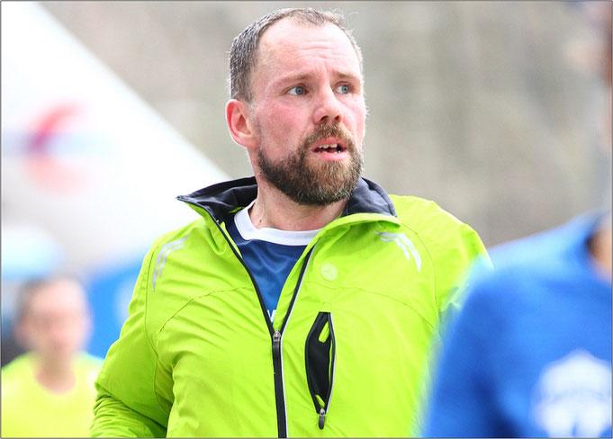 Jan hat seinen ersten Marathon gemeistert! Bildquelle: Jan Schättiger