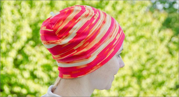 Die 'Coolmax Hat' von BUFF überzeugt vollends.