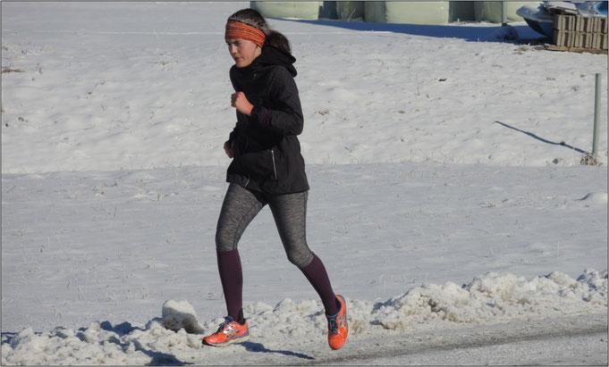 Der Sport hat ihr geholfen, wieder ins normale Leben zurückzufinden. Bildquelle: Monika