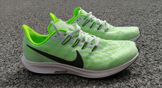 Wie gut ist der 'Nike Air Zoom Pegasus 36' wirklich?