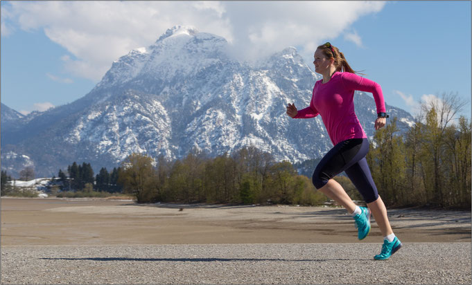 Ist während des Studiums zum Triathlon gekommen. Bildquelle: Michael Konrad