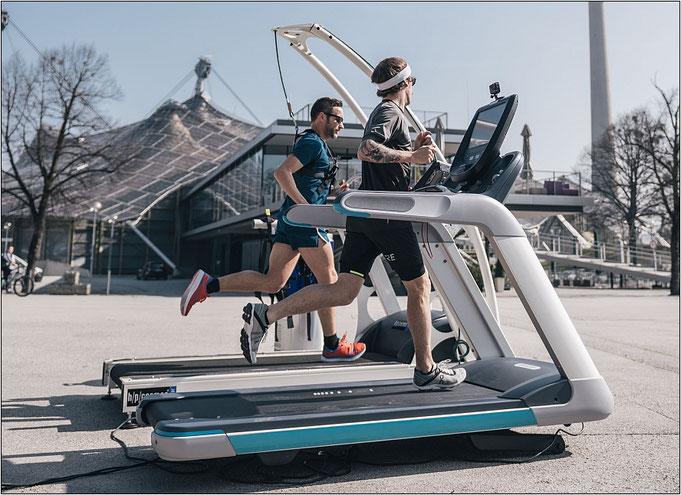 Der World Run ist immer wieder geil, sagt Flow. Bildquelle: Phil Pham/Red Bull