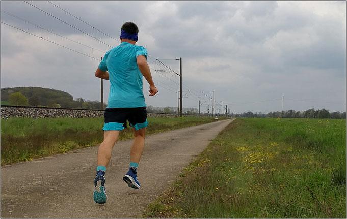 Running-Outfit & 'Fresh Foam 1080v11'-Laufschuh von New Balance