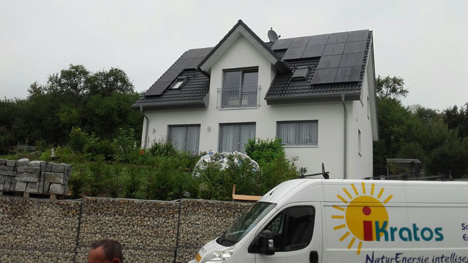 Solar fuer Notstrom Stromausfall