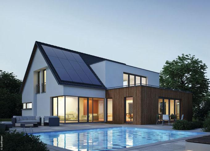 Solaranlage in Erlangen Spardorf Bubenreuth Möhrendorf - Kosten Preisen Angebote