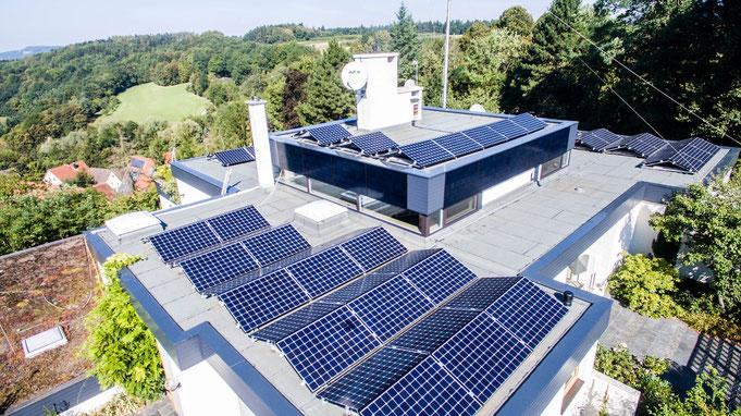 Solar Photovoltaik für Allersberg Freystadt Neumarkt  Pyrbaum Burgthann Oberferrieden Postbauer Schwarzenbach Pyras