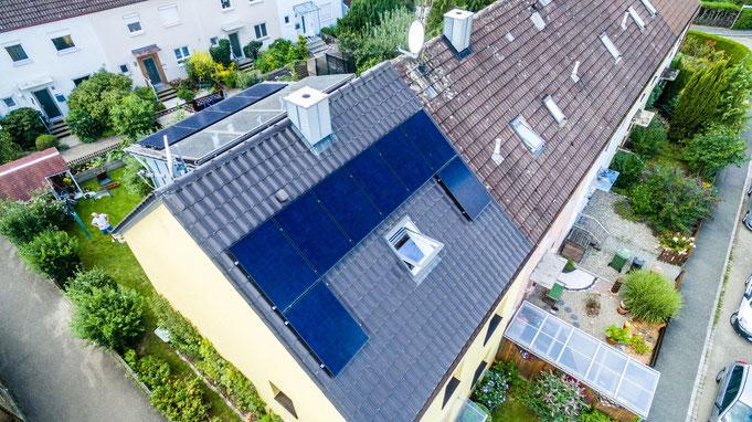 Photovoltaik und Stromspeicher Muenchen Oberbayern  - Solaranlagen & Photovoltaik - Solar Angebote Preise anfordern und kaufen