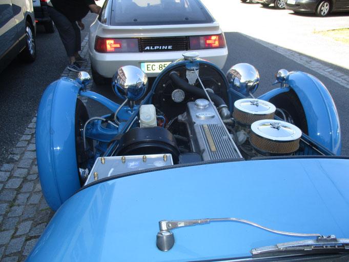 Excalibur 35X Alpine Renault Acasienne