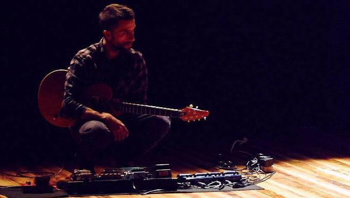 Marco Moreira - Profesor de Guitarra Clásica, Acústica & Eléctrica - Clases de Guitarra Barcelona