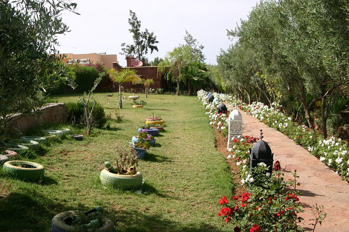 Hôtel l'Ourika Marrakech