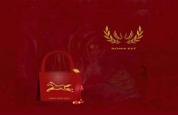 Women Handbag V V V Serie by Roland Carlos 2018