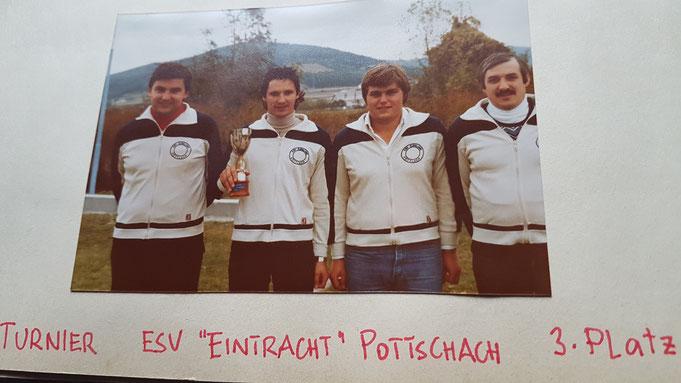 Turnier Eintracht Pottschach (1978)