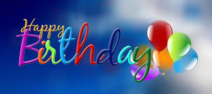 Alles Liebe zum 16. Geburtstag :-(