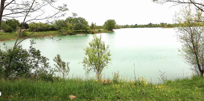A proximité du gîte, découvrez le Lac de Balat -Biel