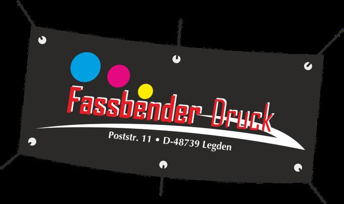 Werbebanner PVC Banner Meshbanner Bauzaunbanner Firmenbanner