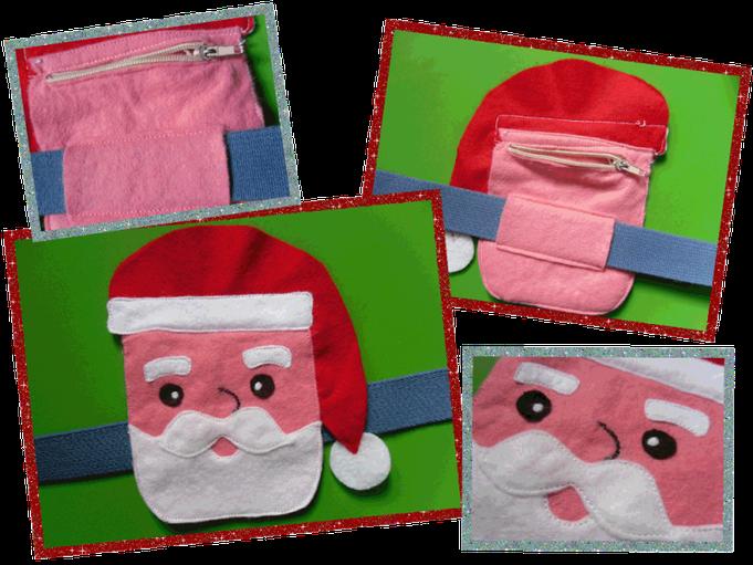 borsellino Babbo Natale