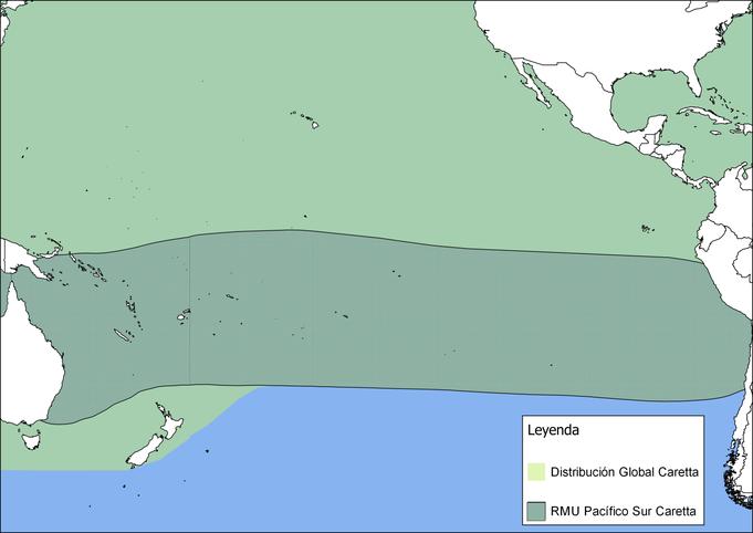 RMU del Pacífico Sur