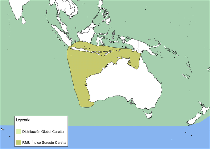 RMU del Índico Sureste