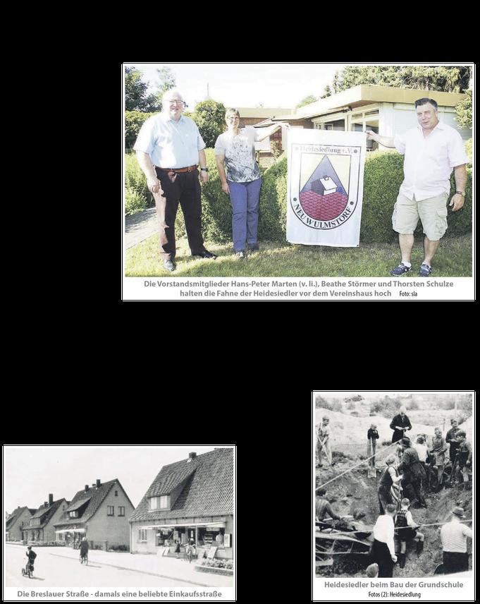 Das Buxtehuder Wochenblatt vom 05. August 2020