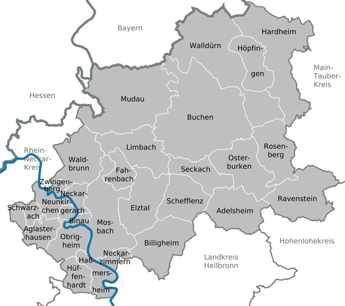 Fensterputzer Neckar-Odenwald-Kreis