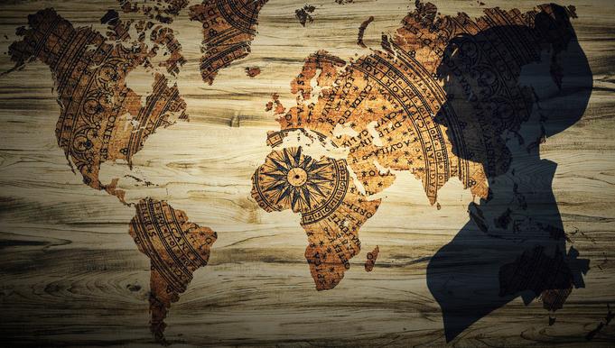 Maud Parrish: Die Weltreisende