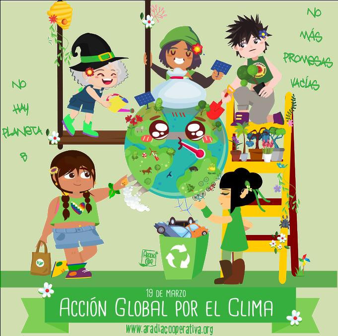 Acción Glboal por el Clima 2021