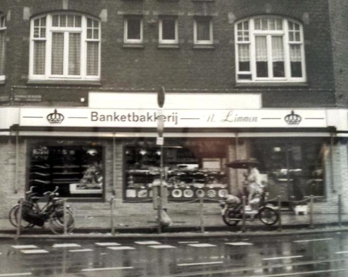 Banketbakkerij Limmen - Amsterdam - Admiraal de Ruijterweg