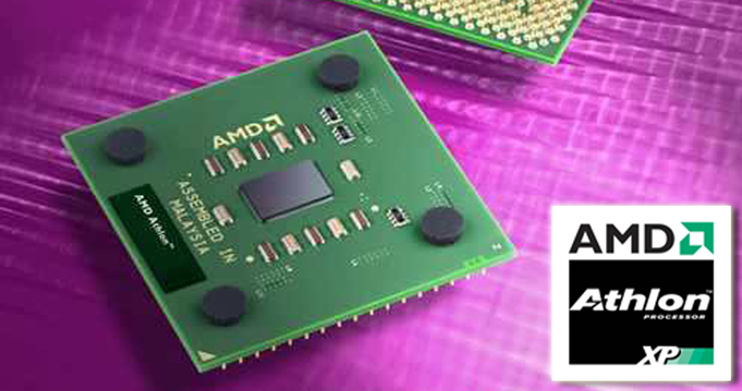 AMD Athlon XP © Advanced Micro Devices