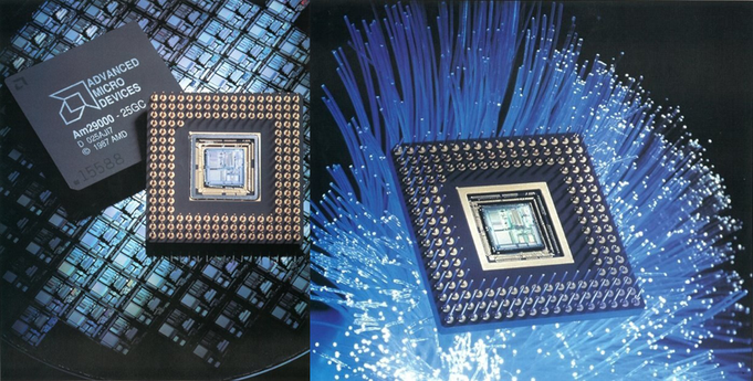 The AMD Am29000 © Advanced Micro Devices