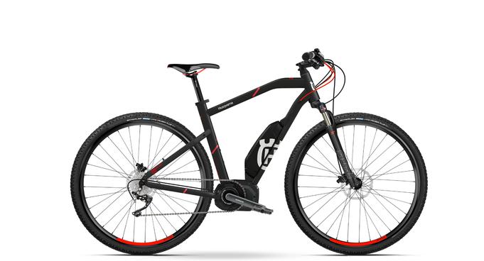 електрическо колело Husqvana