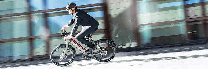 Електрическо колело, велосипед, ел. велосипеди, ел. колела, Stromer ST2 S