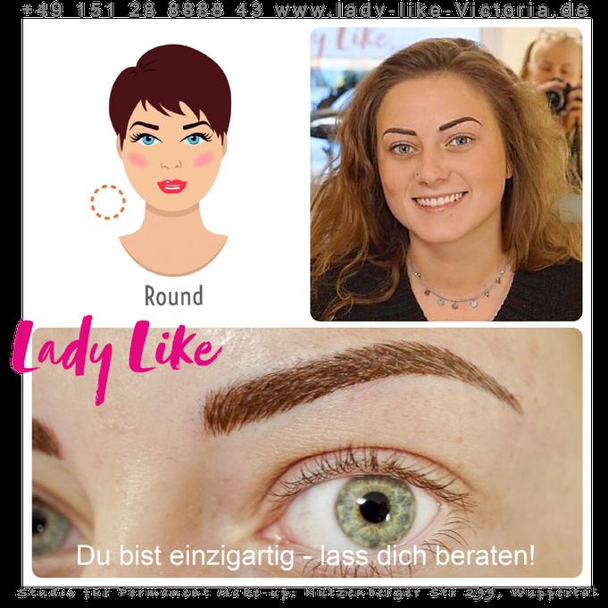 Kostenlose Typ-Beratung PMU Permanent Make-up in Wuppertal