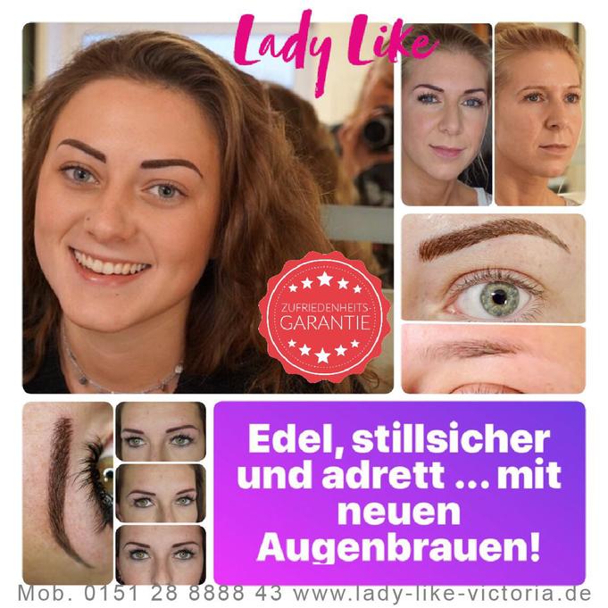 Kostenlose Beratung für Permanent Make-up - NRW, Wuppertal, Düsseldorf Essen, Solingen - für alle in NRW