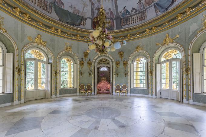 Ausstellung Chinesisches Haus © Stiftung Preußische Schlösser und Gärten Berlin-Brandenburg / Foto: Dr. Bauers
