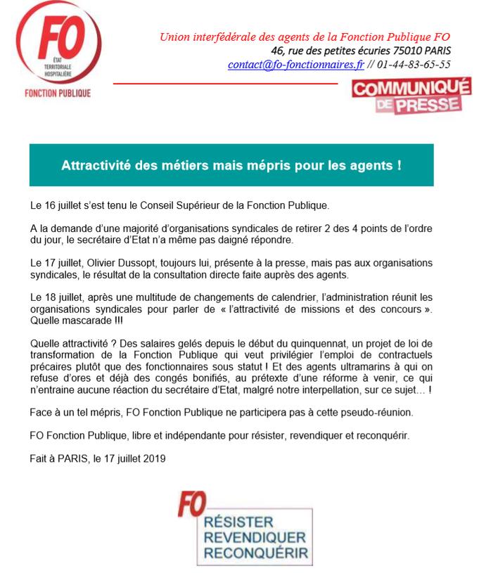 Calendrier Salaire Fonction Publique 2019.Activite Syndicale Fonction Publique 2019 Site De Ccrf