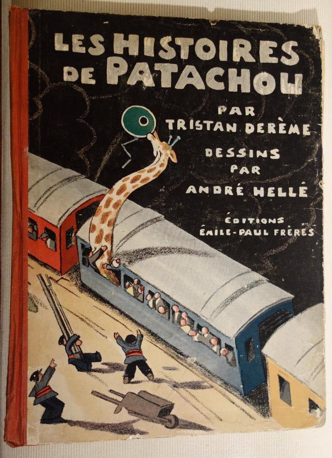 Tristan Derème, Les Histoires de Patachou, livre rare, édition originale