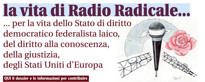 VII Congresso italiano del Partito Radicale 22-23-24 febbraio 2019