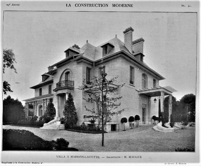 La villa Edifra de Frank Jay Gould