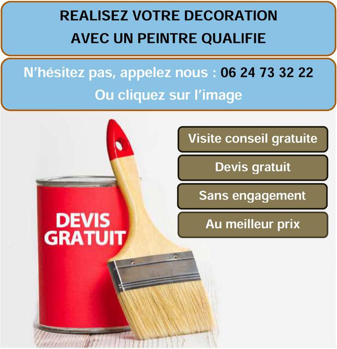 Devis gratuit peinture