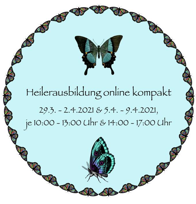 Heilerausbildung online kompakt April 2021